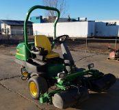John Deere 2500E Gas Greensmowers  (2 available)