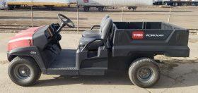 Toro Workman GTX Electric