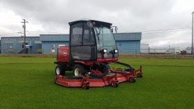 2014 Toro Groundsmaster 4110